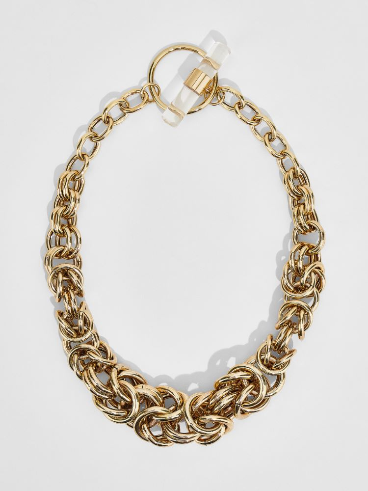 Chain necklace with resin detail Weekend Maxmara