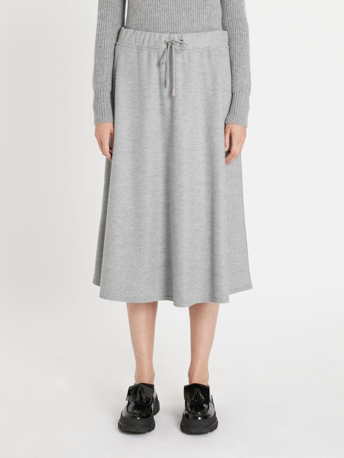 Wool-blend jersey skirt Weekend Maxmara