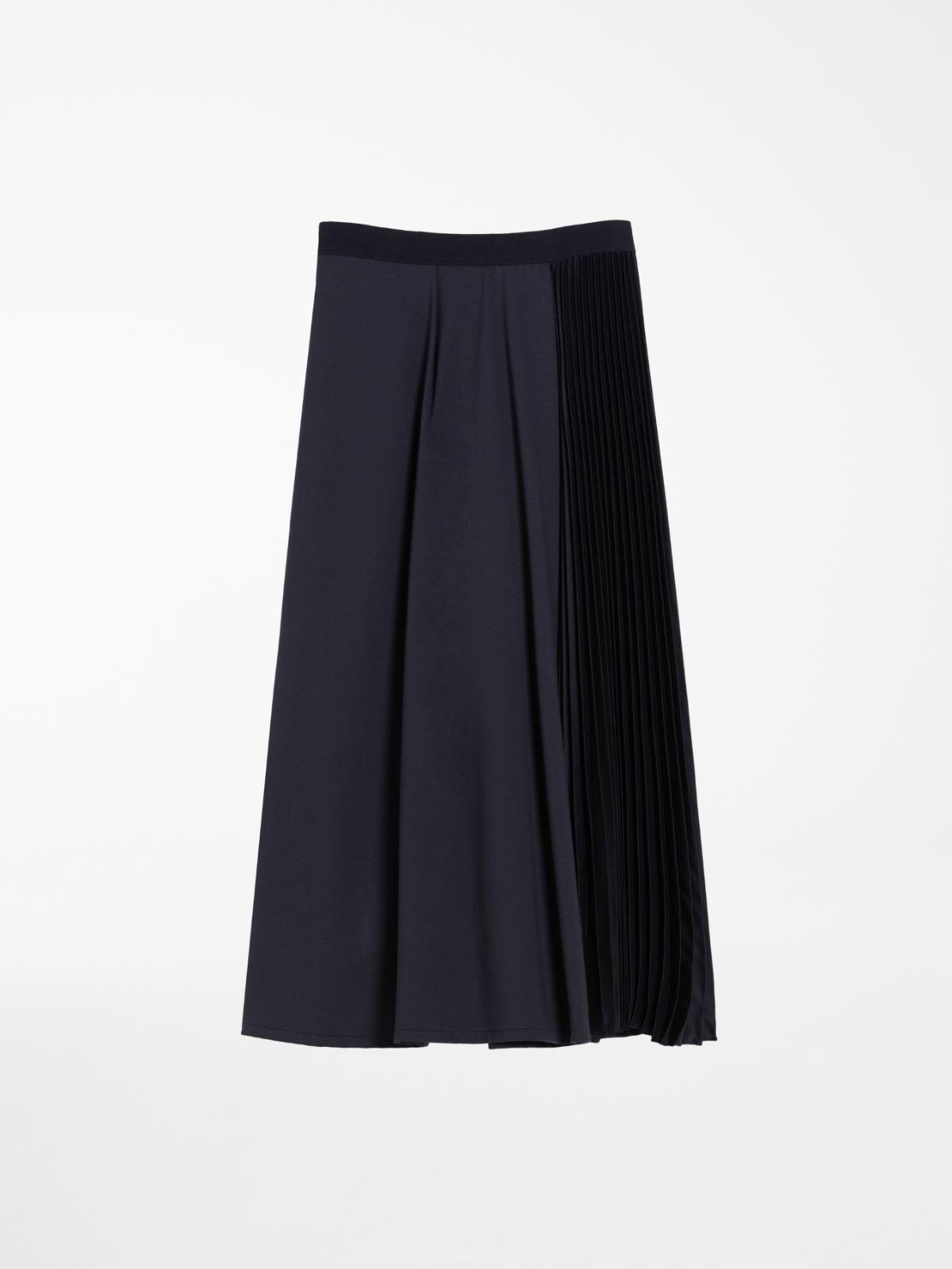 Cotton jersey skirt Weekend Maxmara