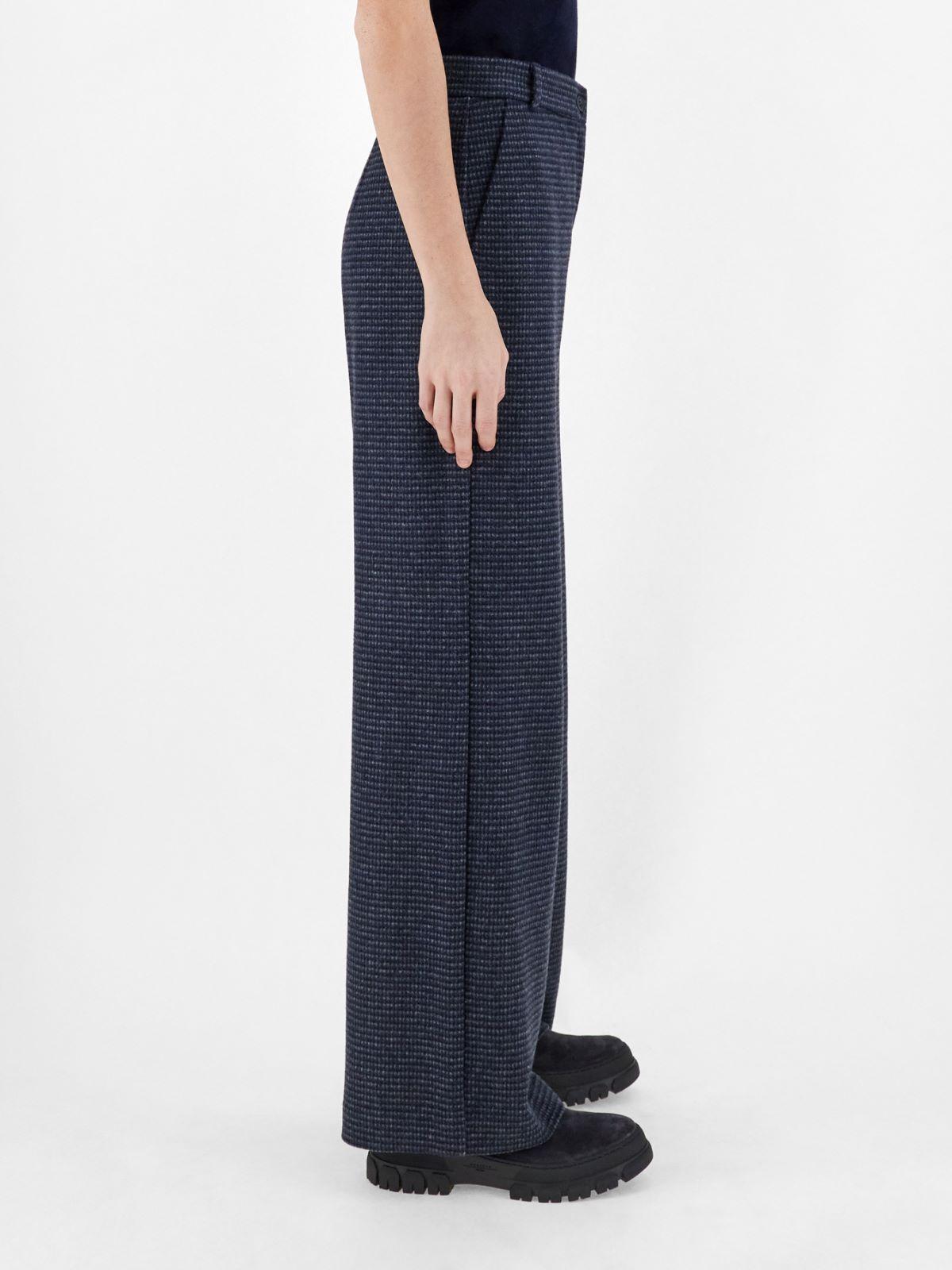 Flannel jersey trousers Weekend Maxmara