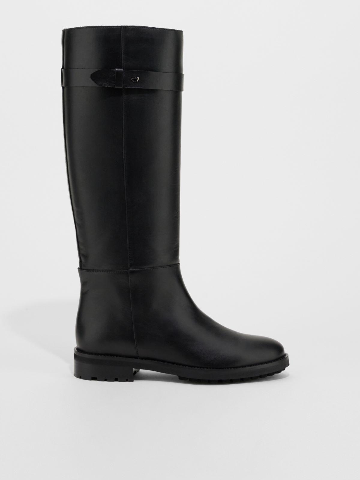Leather boots Weekend Maxmara
