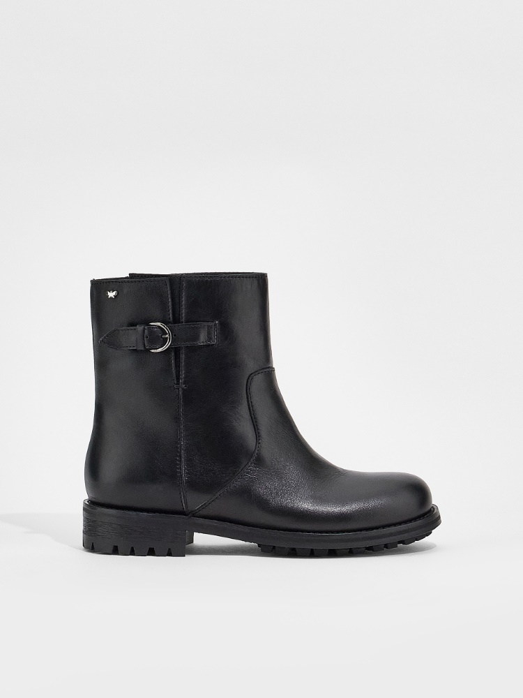 Leather ankle boots Weekend Maxmara