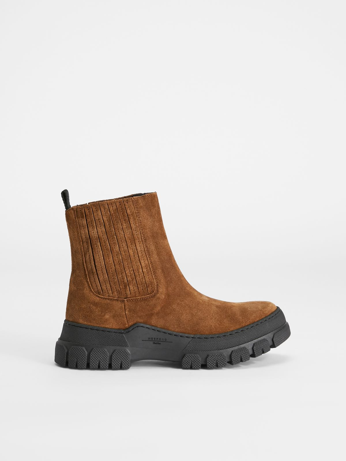Suede ankle boots Weekend Maxmara