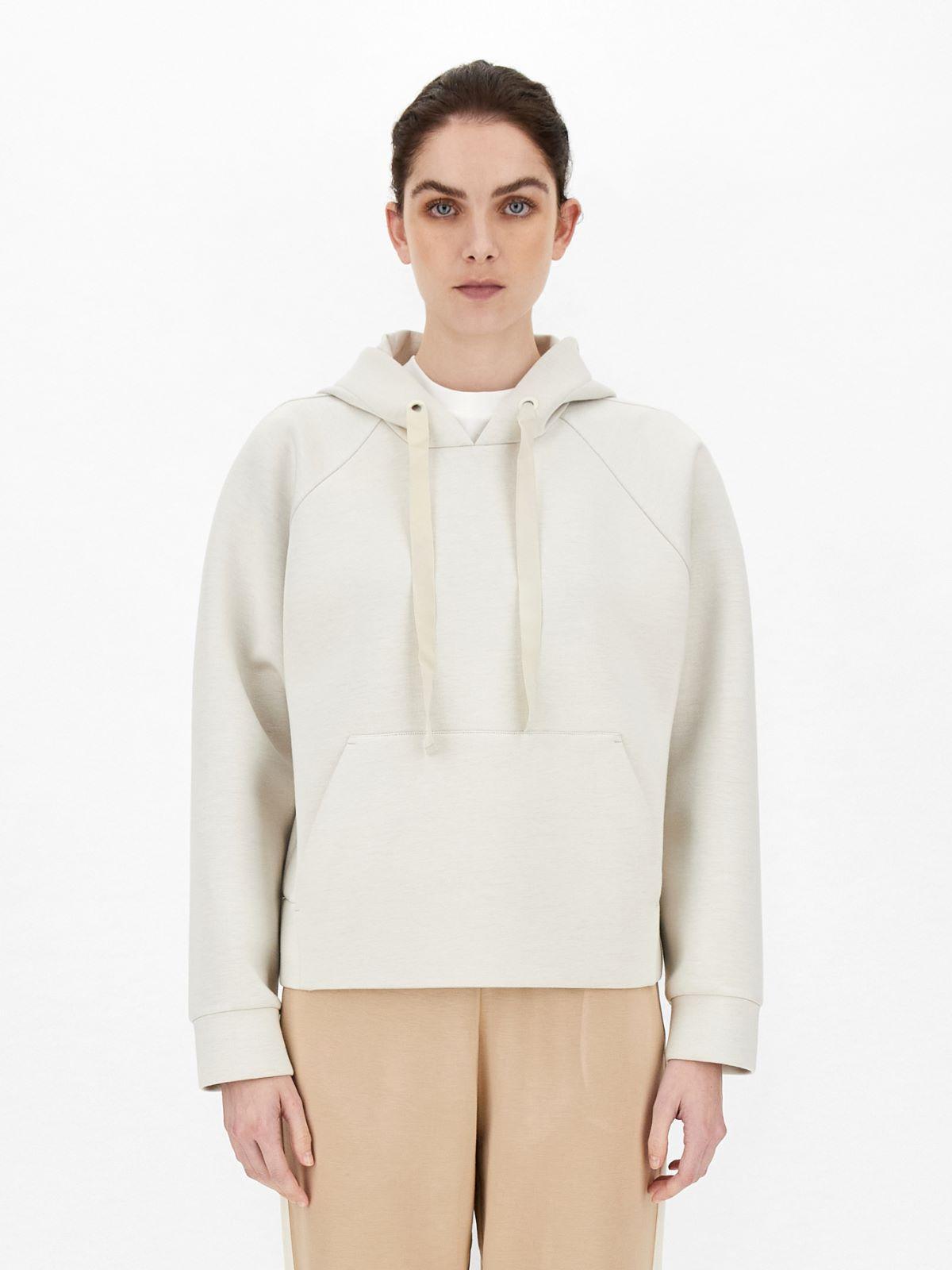 Viscose jersey hoodie Weekend Maxmara