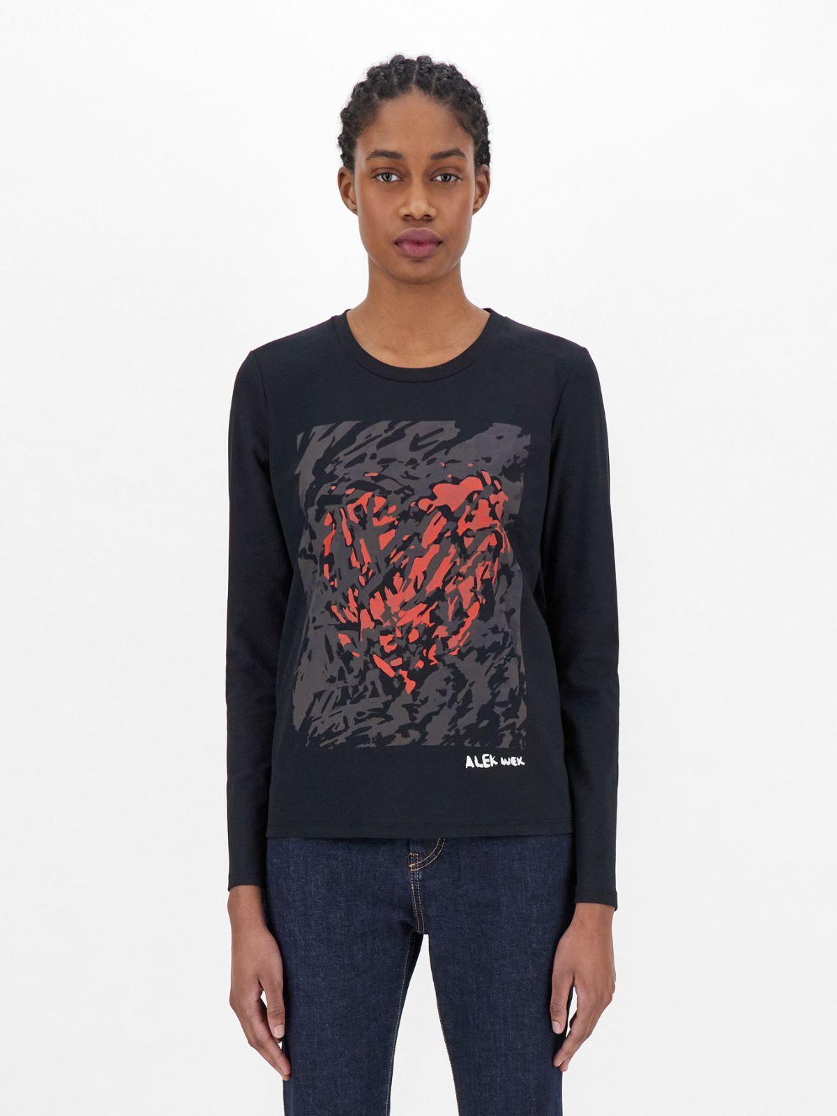 Cotton T-shirt Weekend Maxmara